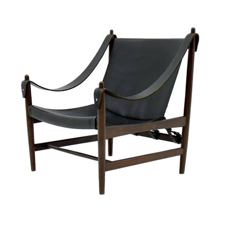 scandinavian design lounge chairs scandinavian lounge chair rosewood and leather 1960s for