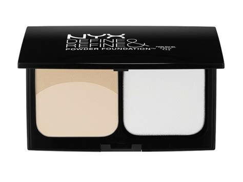 Nyx Define Refine Powder Foundation nyx presents define refine powder foundation