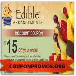 fruit bouquets coupons free printable edible arrangement coupon january 2017