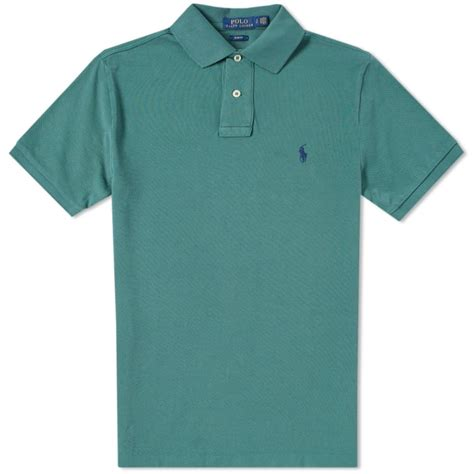 Kaos Stussy 1 By Ione Clothing polo ralph slim fit classic polo green end