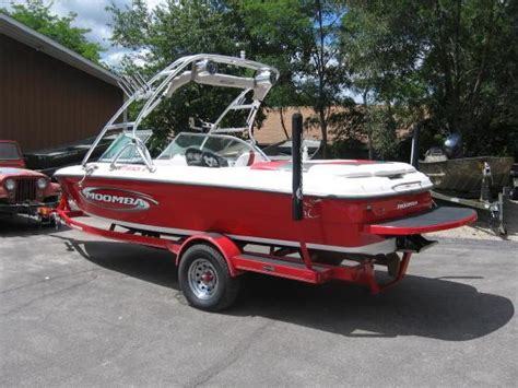 moomba boats for sale utah used 2006 moomba outback v for sale in monticello indiana