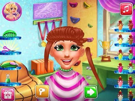 barbie real haircut games newhairstylesformen2014 com jessie 180 s stylish real haircuts gratis en jogosjogos com