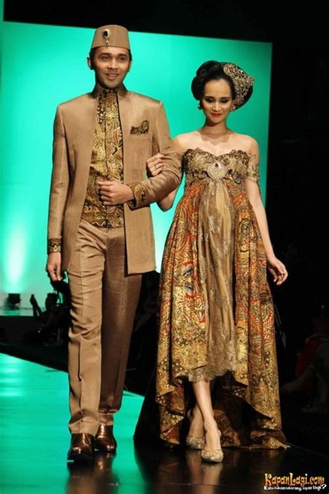 design batik anne avantie 157 best images about kebaya batik kain tradisional on