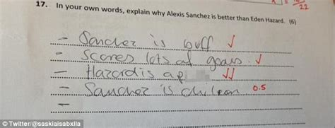 arsenal quiz questions arsenal fan makes girlfriend sit exam about his team so