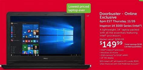 dell ad dell 2015 black friday ad posted bestblackfriday