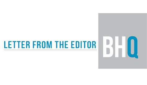 Experience Letter For Editor letter from the editor upsides to experience evolution