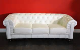 sofa weiss sofas harrison white leather