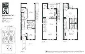 townhome floor plan oggi townhomes floor plans