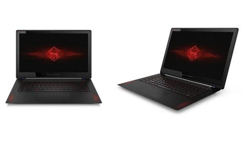 laptop deals i7 8gb ram hp omen 15 6 quot gaming touchscreen laptop groupon