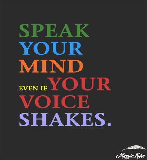 Your Speaks Your Mind efforts go unnoticed quotes quotesgram