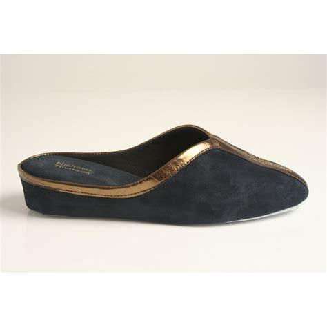 mule slipper nicholas thomson nicholas thomson wedge mule slipper in