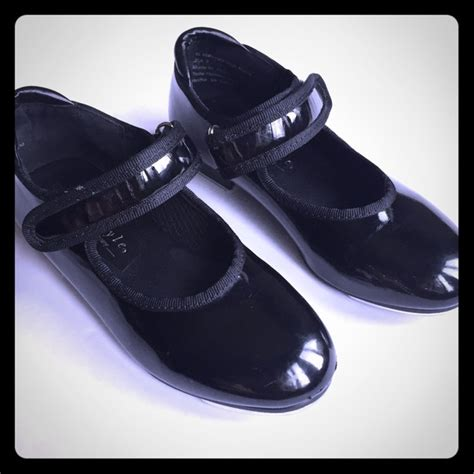 tap shoes size 9 38 freestyle other freestyle brand black tap shoes