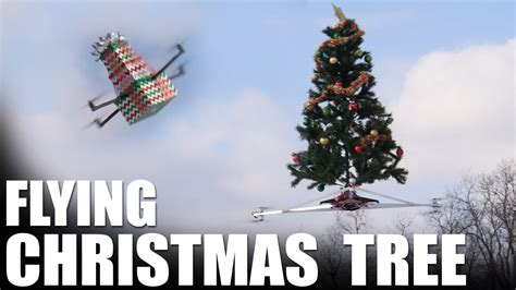 flying christmas tree flite test youtube