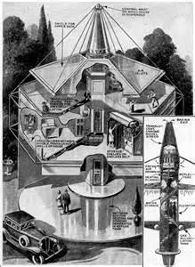 Buckminster Fuller Dymaxion House ad classics the dymaxion house buckminster fuller archdaily