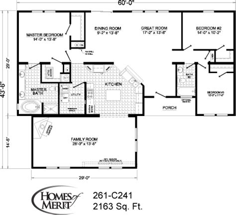 wayne frier mobile homes floor plans wayne frier mobile homes floor plans gurus floor