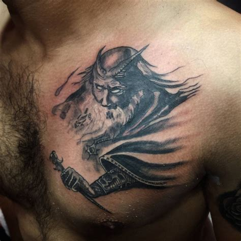 tribal wizard tattoos wizard tattoos designs ideas and meaning tattoos for you