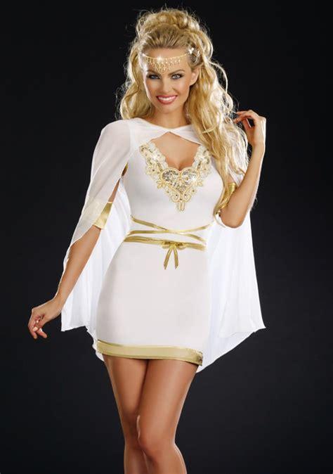 goddess  love aphrodite costume womens sexy greek