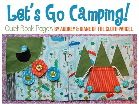 vogue quiet book pattern make this let s go cing quiet book pages tutorial