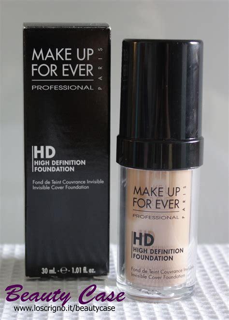 Make Up Forever Hd Make Up For Fondotinta Hd
