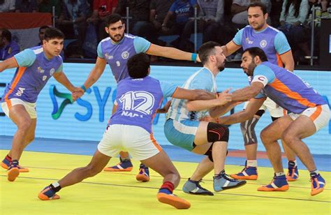 india vs pakistan kabaddi kabaddi world cup india thrash argentina rediff sports