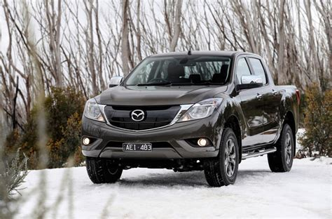 mazda line news updated mazda bt 50 pricing and line up