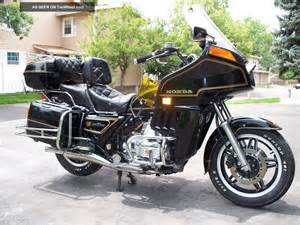 1982 Honda Goldwing 1982 Honda Gl1100 Goldwing