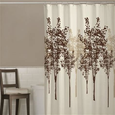 bed bath and beyond tree shower curtain buy tree curtains from bed bath beyond