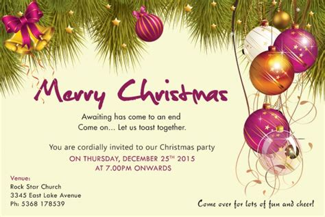 how to prepare invitation christmas card hd free psd invitation card designs freecreatives