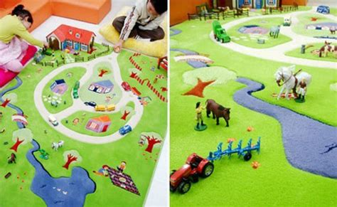 3d play rug sculptured contemporary rugs for playful rooms decor