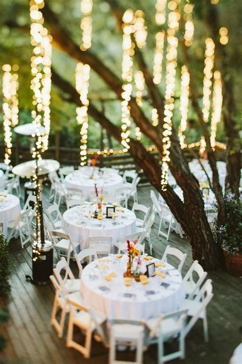outdoor wedding reception ideas    swoon