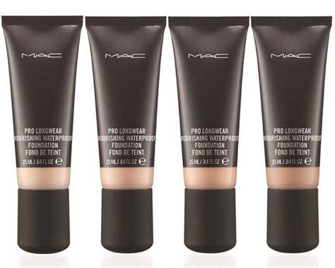 Mac Pro Longwear mac pro wear waterproof foundation review