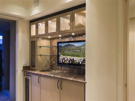 Contemporary Kitchen Cabinets Gorgeous Desert Mountain Retreat With Two Bedroom Guest