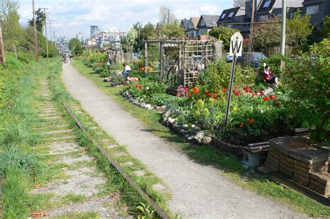 vancouver gardens railroaded by tactics the tyee