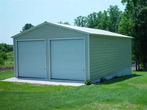 Enclosed Car Ports by Enclosed Garage Carports Carolina Carports