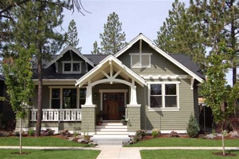 bungalow style floor plans craftsman style house plan 3 beds 2 baths 1749 sq ft plan 434 17