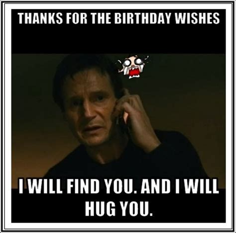 Thank You Birthday Meme - funny birthday thank you meme quotes happy birthday wishes