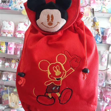Produk Tas Import Mickey Mouse jual tas mickey mouse s