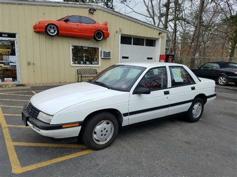 1994 chevrolet corsica 1994 chevrolet corsica sedan for sale 24 used cars from 683