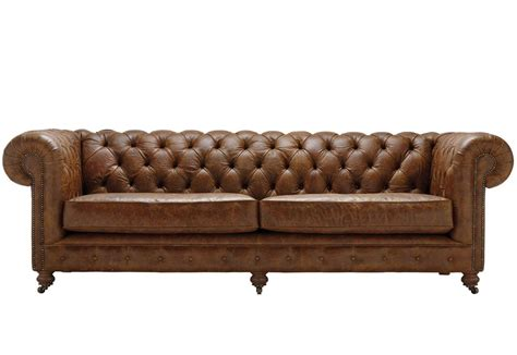 vintage leather chesterfield sofa vintage chesterfield 3 seater leather sofa lloyd