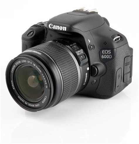 Kamera Canon Eos 600d Kit 2 canon eos 600d review review pc advisor