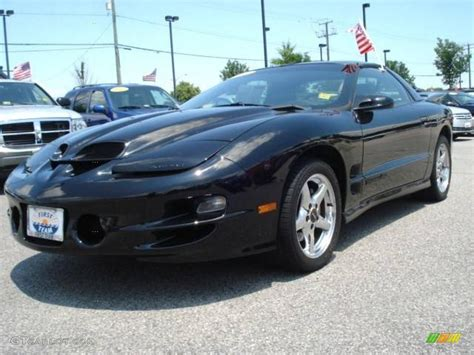 pontiac firebird black 2001 black pontiac firebird formula coupe 12446460
