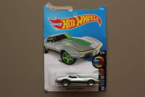 wheels 2016 hw mild to corvette stingray zamac silver walmart excl see condition
