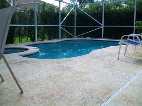 concrete pool decks creative resurfacing clearwater