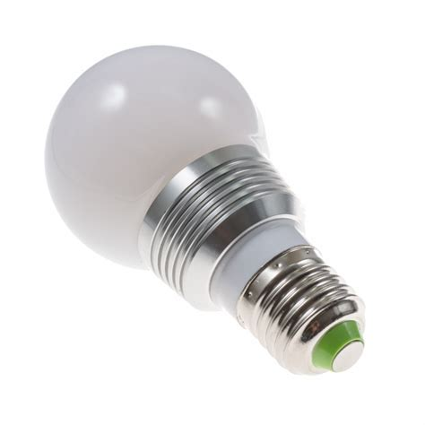 Remote Led Light Bulb 3w Rgb Led Light Bulb E27 With Remote Jaycon Systems