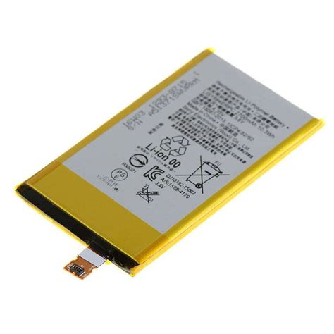 Baterai Batre Sony Xperia Z5 Compact Mini E5803 Z5c 5000mah Refill Sony Xperia Z5 Compact E5803 Accu Lis1594erpc 2700mah