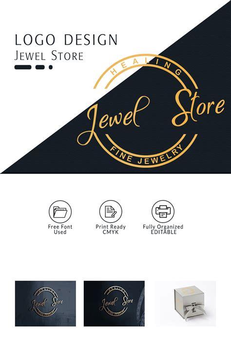 jewelry store logo logo template