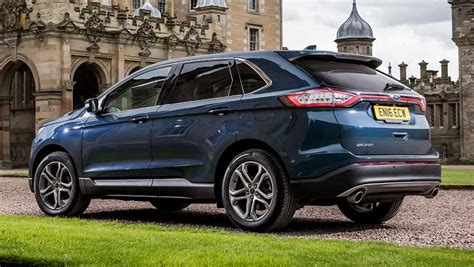 new ford suv 2018 ford edge suv confirmed for 2018 car news carsguide