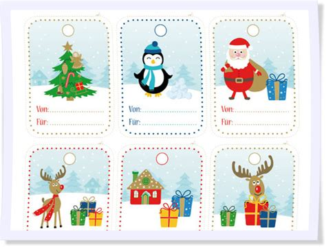 Weihnachtsgeschenke Anhänger Zum Ausdrucken by Geschenke Verpacken Gestaltungsideen Und Geschenkanh 228 Nger
