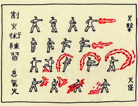 Toaster Fire Firebending Scroll By Jeffrey Scott On Deviantart