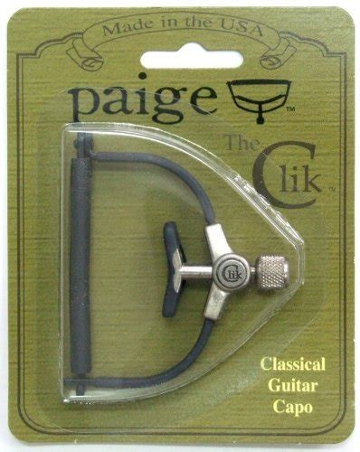 Guitar Change Cl Capo buy the classical clik guitar capo all about capos